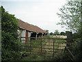 ST6292 : Derelict cowshed near Great Leaze Farm by Robin Stott