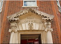 TQ7407 : Bexhill Post Office by Julian Osley