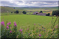 SK1463 : New Vincent Farm, Parsley Hay by Stephen McKay