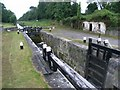 N2159 : Lock 39 on the Royal Canal near Abbeyshrule, Co. Longford by JP
