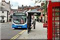 J2458 : Service bus. Hillsborough by Albert Bridge