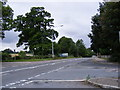 TG1605 : B1172 Norwich Road by Adrian Cable