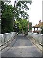SU6470 : Sheffield Swing Bridge by Sandy B