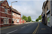 SO9490 : Stafford Street, Dudley by Brian Clift