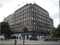 TQ2479 : Hilton Hotel, Kensington High Street W14 by Robin Sones