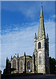 SO9490 : St Thomas's Church, Dudley by Brian Clift