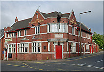 SO9490 : The Three Crowns, Dudley by Brian Clift