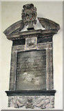 TL7388 : The church of St James in Wilton - C17 monument by Evelyn Simak