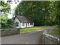 SJ5660 : Small lodge at Tilstone Fearnall by Eirian Evans