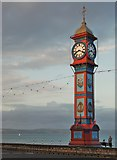 SY6879 : Weymouth: Clock Tower by Mr Eugene Birchall