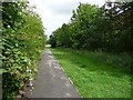 NZ2325 : Once a railway, now a footpath by Christine Johnstone
