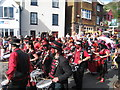 TQ8209 : Hastings Borough Bonfire Society, Old Town Carnival 2010 by Oast House Archive