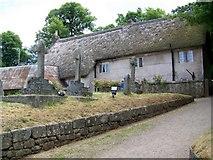 SX7087 : Bellacouch Cottages, Chagford by Maigheach-gheal