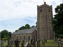 SX7087 : St Michael's Church, Chagford by Maigheach-gheal