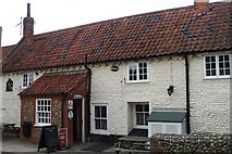 TG0243 : The King's Arms, Blakeney by Phillip Perry
