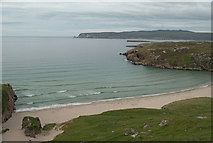 NC4465 : Beach and Whiten Head by Peter Moore