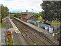 SJ7275 : Plumley Station by David Dixon
