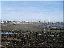 NS2341 : Ardrossan South Beach by Stephen Sweeney