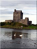 M3810 : Dunguaire Castle by Alan James