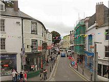 SW8032 : Killigrew Street by David Dixon