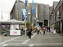 SW8132 : Events Square and the Maritime Museum by David Dixon