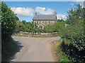 SO3518 : Gelli-llwyd Farmhouse - 1 by Trevor Rickard