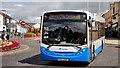 J1245 : Newry bus, Banbridge by Albert Bridge
