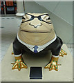 TA0928 : Larkin toad, Hull (28) by Paul Harrop