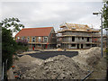 TL5155 : New housing at Fulbourn by Hugh Venables