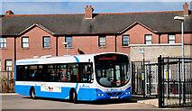 J4791 : Bus, Whitehead by Albert Bridge