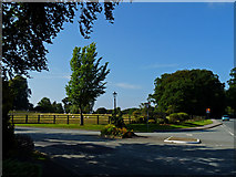 NZ4310 : Entrance to Judges Country House Hotel by Graham Scarborough