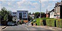 J2664 : Wallace Avenue, Lisburn by Albert Bridge