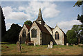 TQ4459 : St Peter & St Paul, Cudham, Kent by John Salmon