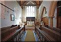 TQ4459 : St Peter & St Paul, Cudham, Kent - Chancel by John Salmon