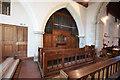 TQ4459 : St Peter & St Paul, Cudham, Kent - Organ by John Salmon