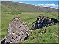 NG1349 : Inland cliff top by Richard Dorrell