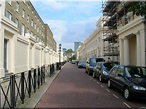 TQ2882 : York Terrace East, NW1 by David P Howard
