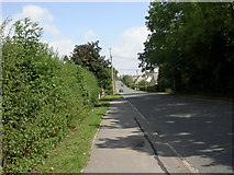 SP3812 : North Leigh, Common Road by Mike Faherty