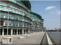 TQ3480 : Wapping Riverside, E1 by Phillip Perry