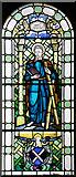 TQ2879 : St Peter, Eaton Square, London SW1 - Window by John Salmon