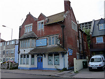 SY6874 : The Jolly Sailor Public House, Portland, Dorset by Christine Matthews
