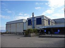 SY6874 : Leisure Centre, Portland, Dorset by Christine Matthews