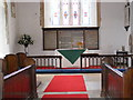 TM4367 : Altar, Holy Trinity Church, Middleton by Adrian Cable