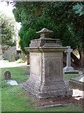 ST8992 : Tomb, St Mary's Churchyard by Maigheach-gheal