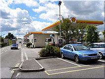 ST0207 : M5 Cullompton Service Area by David Dixon