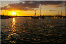 SY6774 : Portland Marina, Portland, Dorset by Christine Matthews