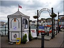SY6778 : Brewers Quay, Weymouth, Dorset by Christine Matthews