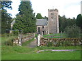 NY7204 : St Oswald's Church in Ravenstonedale by Philip Barker