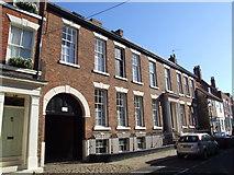 TA1767 : Convent of Mercy, High Street, Bridlington by Stefan De Wit