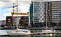 J3474 : Yachts, Belfast by Albert Bridge